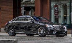 Новый Mercedes-AMG S63 2019: фото и цена, характеристики седана