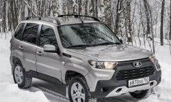 Новая Lada Niva Travel 2021: фото и цена, характеристики внедорожника