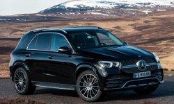 Новый Mercedes GLE 2021: фото и цена, характеристики кроссовера