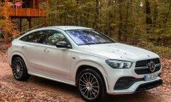 Новый Mercedes GLE Coupe 2021: фото и цена, характеристики кроссовера