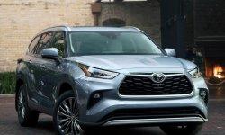 Новая Toyota Highlander 2021: фото и цена, характеристики кроссовера