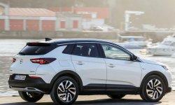 Новый Opel Grandland X 2020: фото и цена, характеристики кроссовера