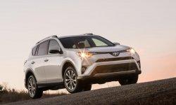 Новый Toyota RAV4 2019: фото и цена, характеристики кроссовера
