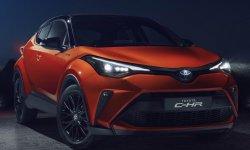Новая Toyota C-HR 2020: фото и цена, характеристики кроссовера