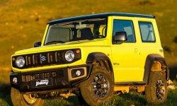 Новый Suzuki Jimny 2020: фото и цена, характеристики внедорожника