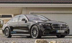 Новый Mercedes S-Class 2021: фото и цена, характеристики седана