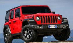 Новый Jeep Wrangler 2019: фото и цена, характеристики внедорожника