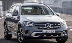 Новый Mercedes GLC 2019: фото и цена, характеристики кроссовера