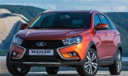 Новая Lada Vesta SW Cross 2019: фото и цена, характеристики универсала
