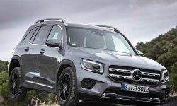 Новый Mercedes GLB 2021: фото и цена, характеристики кроссовера