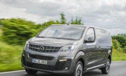 Новый Opel Zafira Life 2020: фото и цена, характеристики минивена