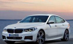 Новый BMW 6-Series GT 2019: фото и цена, характеристики хэтчбэка