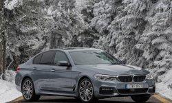 Новый BMW 5-серии G30 2019: фото и цена, характеристики седана