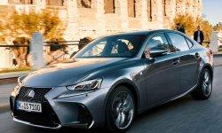 Новый Lexus IS 2019: фото и цена, характеристики седана