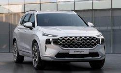 Новый Hyundai Santa Fe 2021: фото и цена, характеристики кроссовера