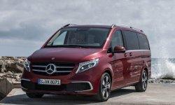 Новый Mercedes V-Class 2021: фото и цена, характеристики минивена