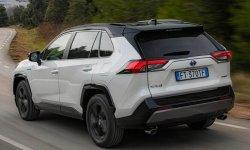 Новая Toyota RAV4 2020: фото и цена, характеристики кроссовера