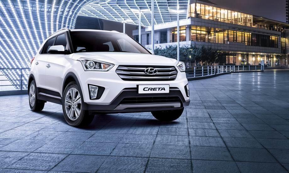 Новый Hyundai Creta 2019 года