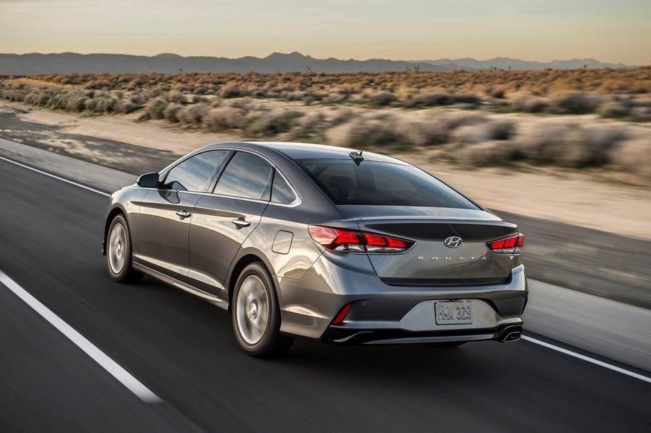Новый Hyundai Somata 2019 года