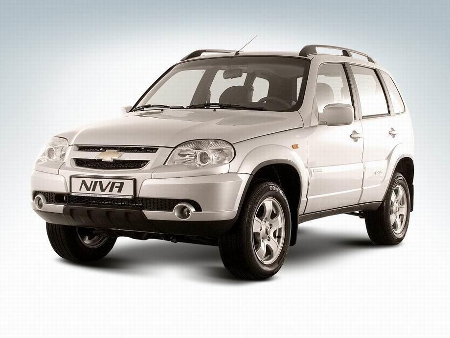 Новый Chevrolet Niva 2019