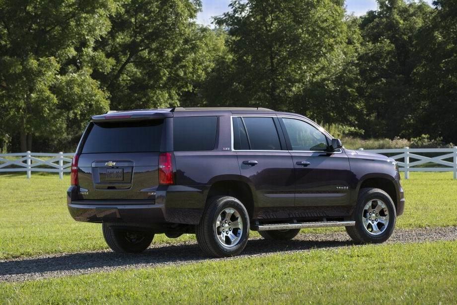Новый Chevrolet Tahoe 2019