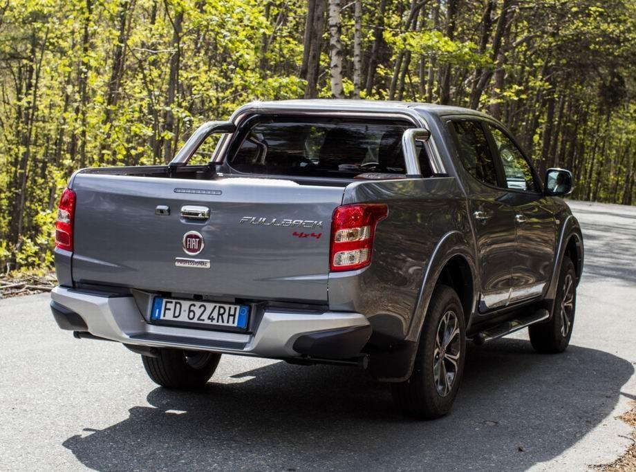 Новый Fiat Fullback 2019