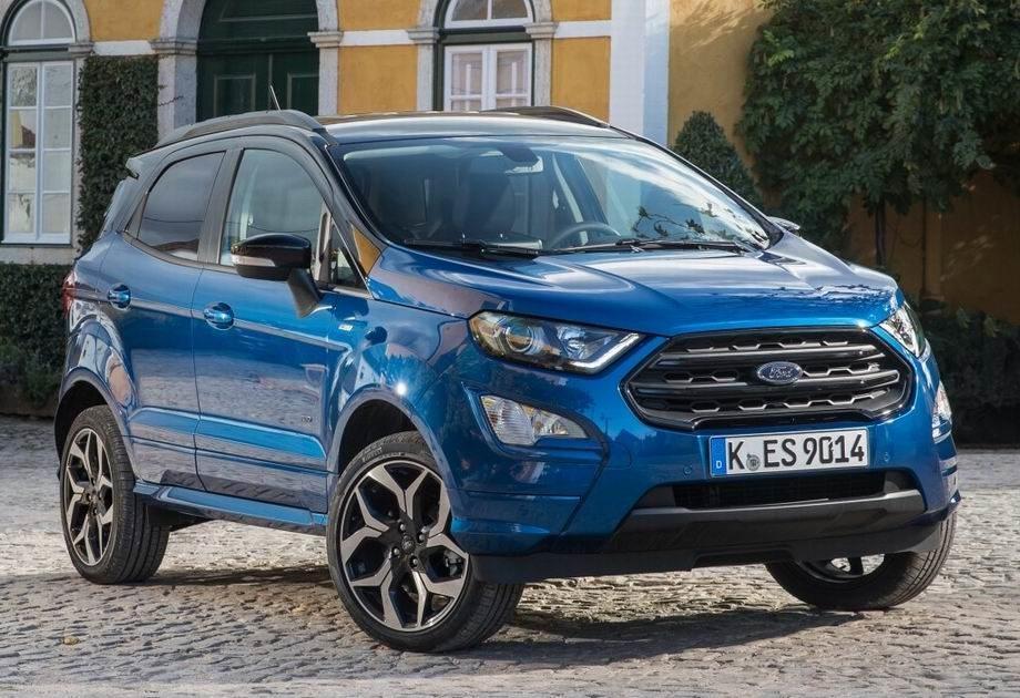Форд Экоспорт 2019 года