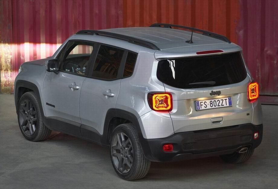 Новый Jeep Renegade 2019
