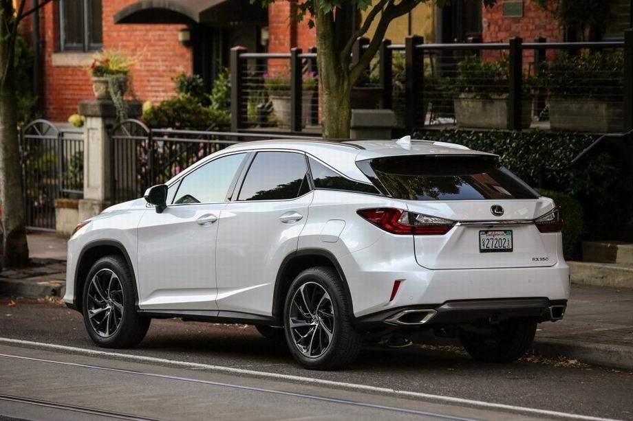Новый Lexus RX 2019