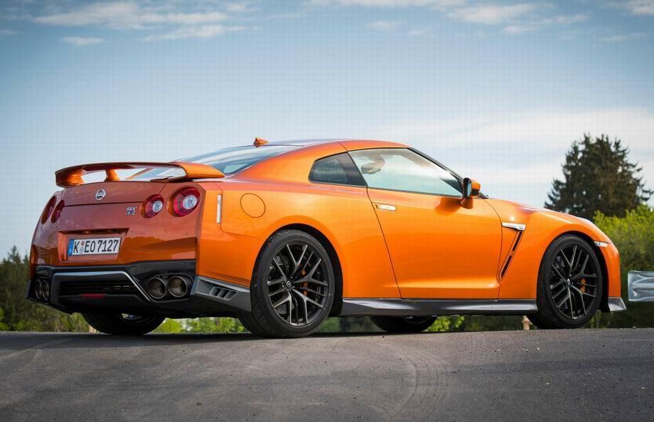 Новый Nissan GT-R 2019