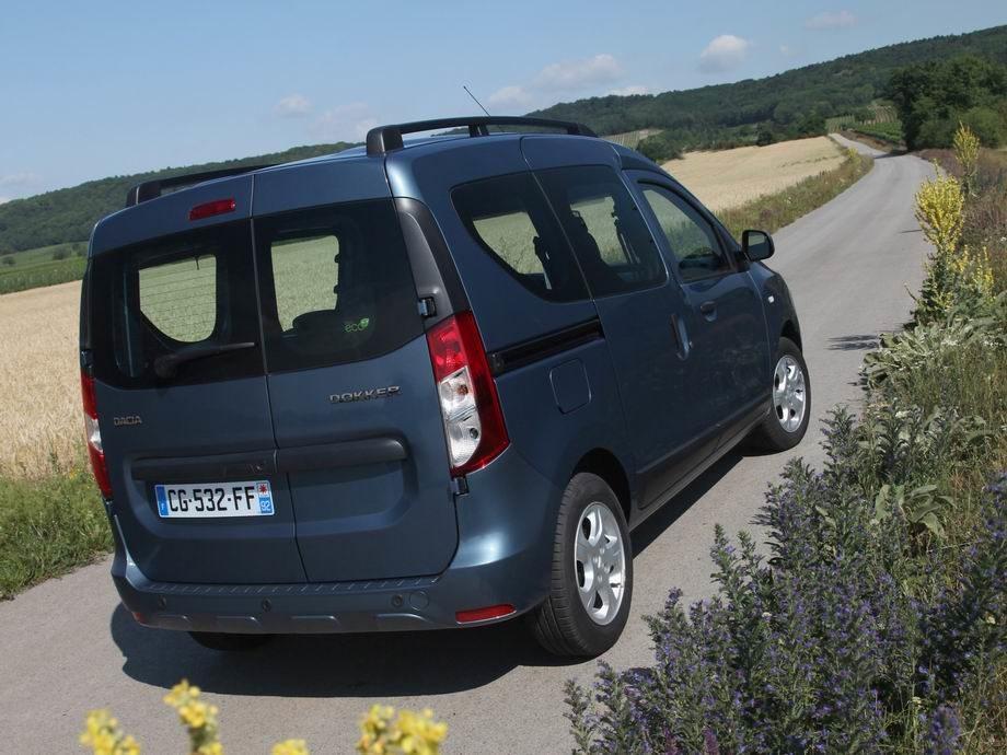 Новый Renault Dokker 2019
