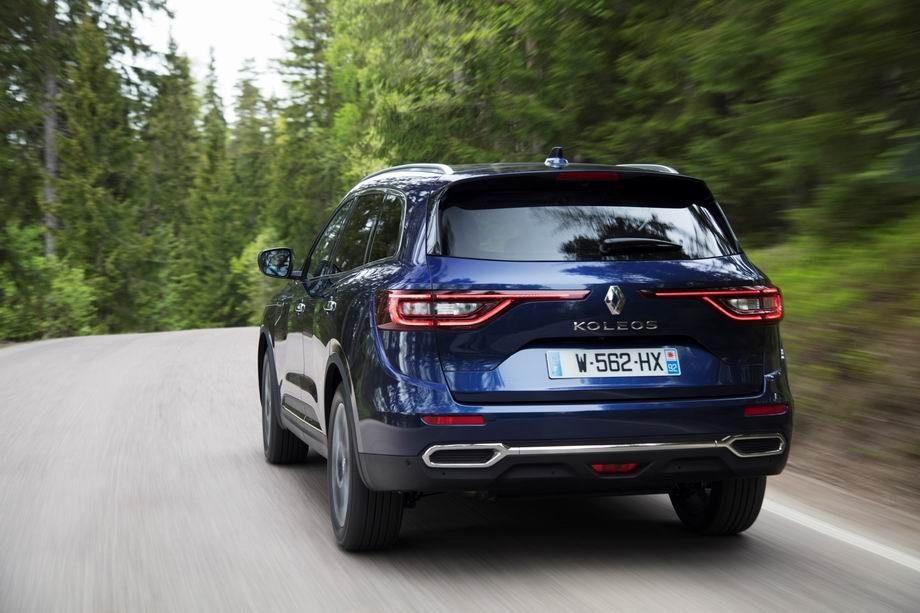 Новый Renault Koleos 2020