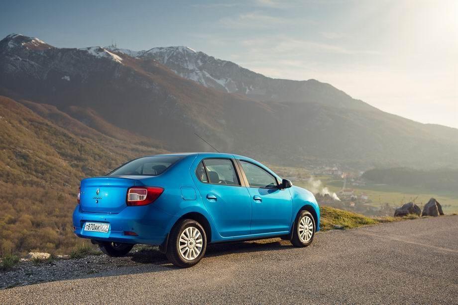 Новый Renault Logan 2019