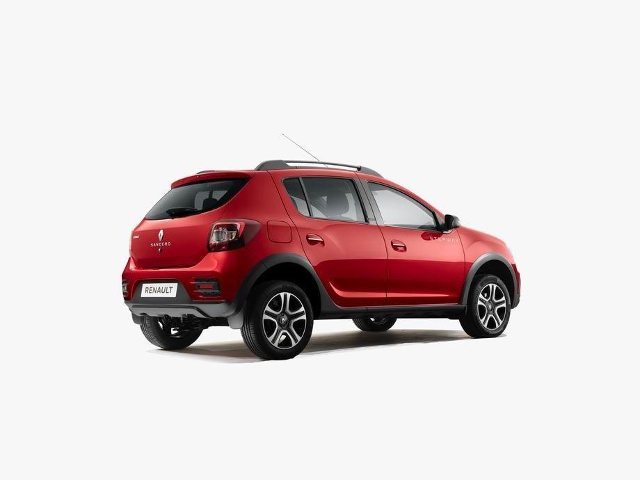 Новый Renault Sandero Stepway 2019