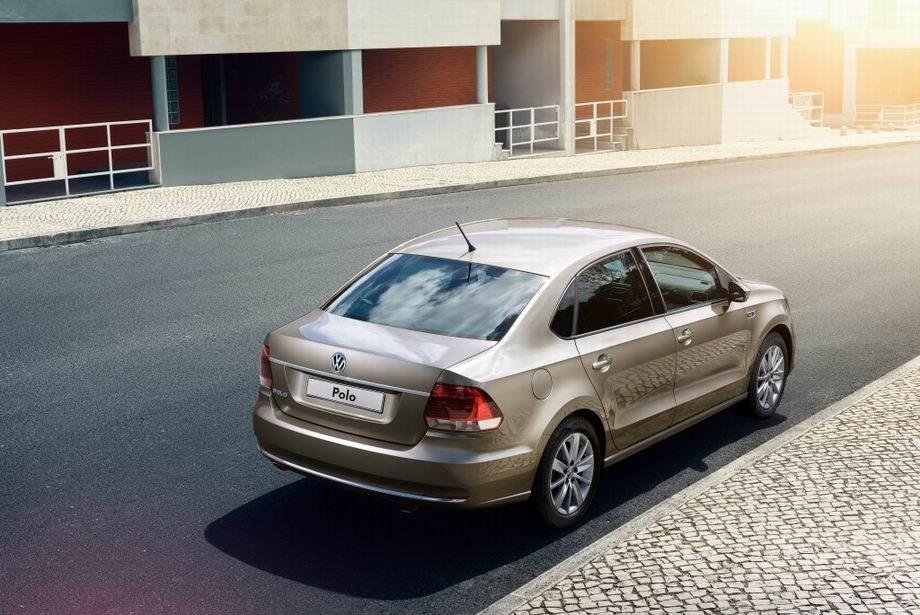 Новый Volkswagen Polo Sedan 2019