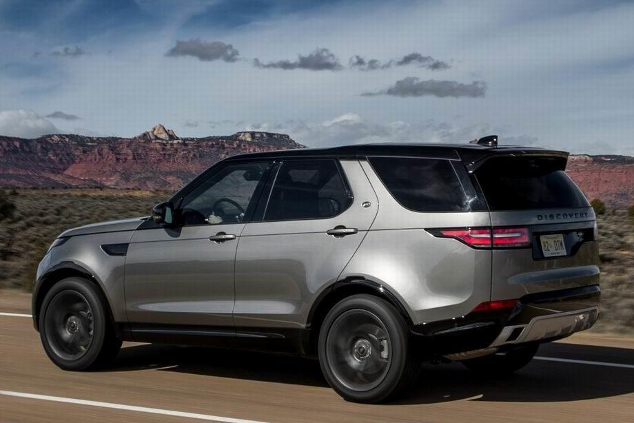 Land Rover Discovery 2021 года