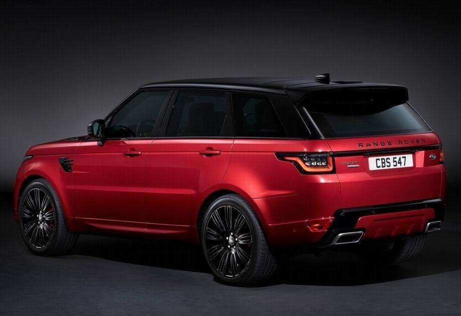 Range Rover Sport 2019 года