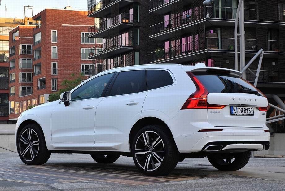 Новый Volvo XC60 2019