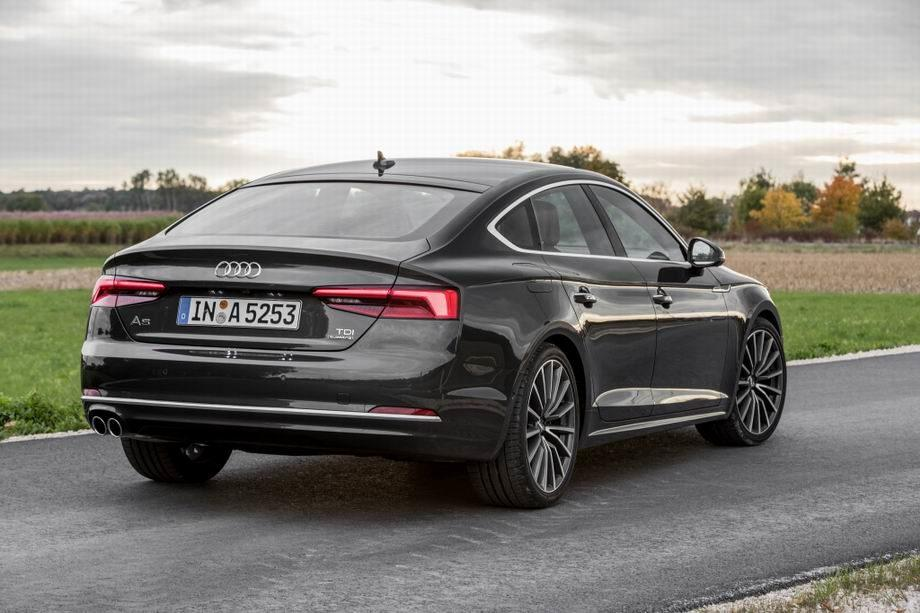 Audi A5 Sportback 2019 года