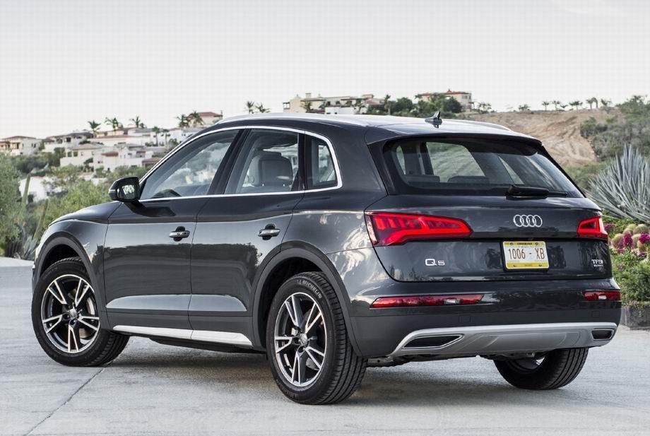 Audi Q6 2019 года