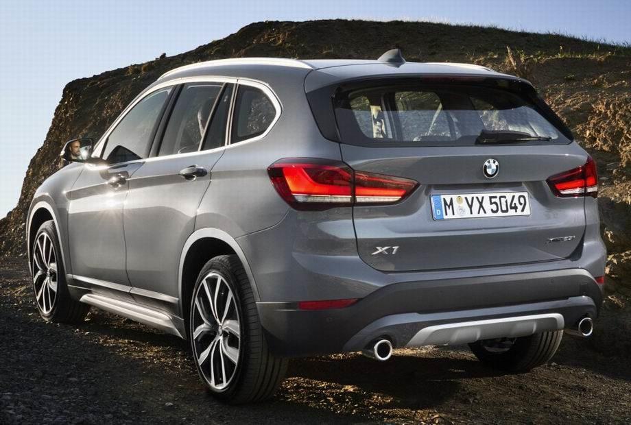 Новый BMW X1 2019