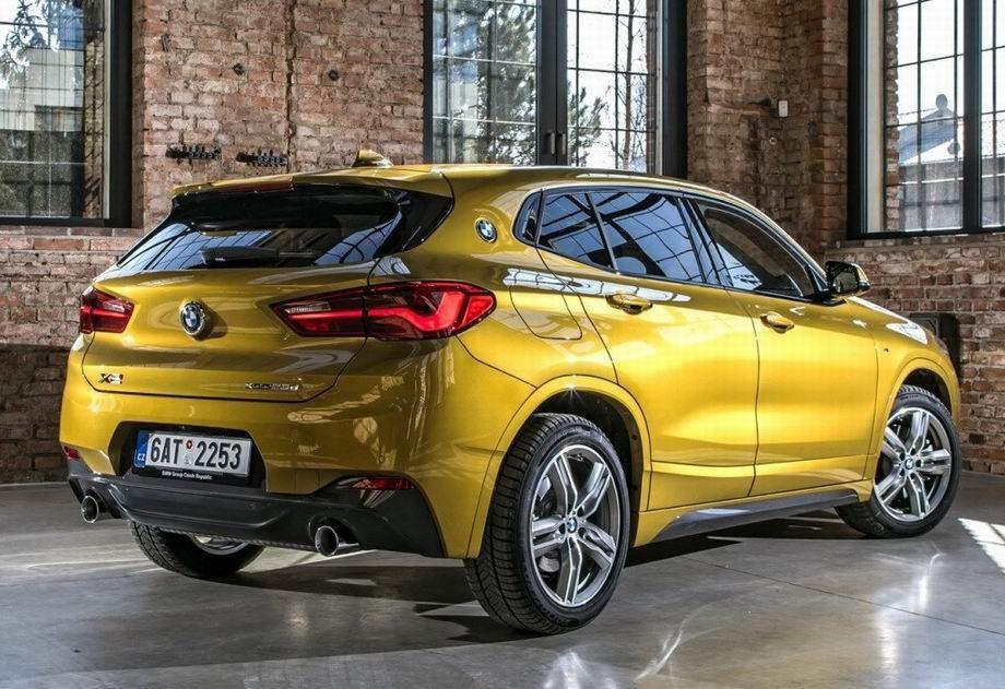 BMW X2 2021 года