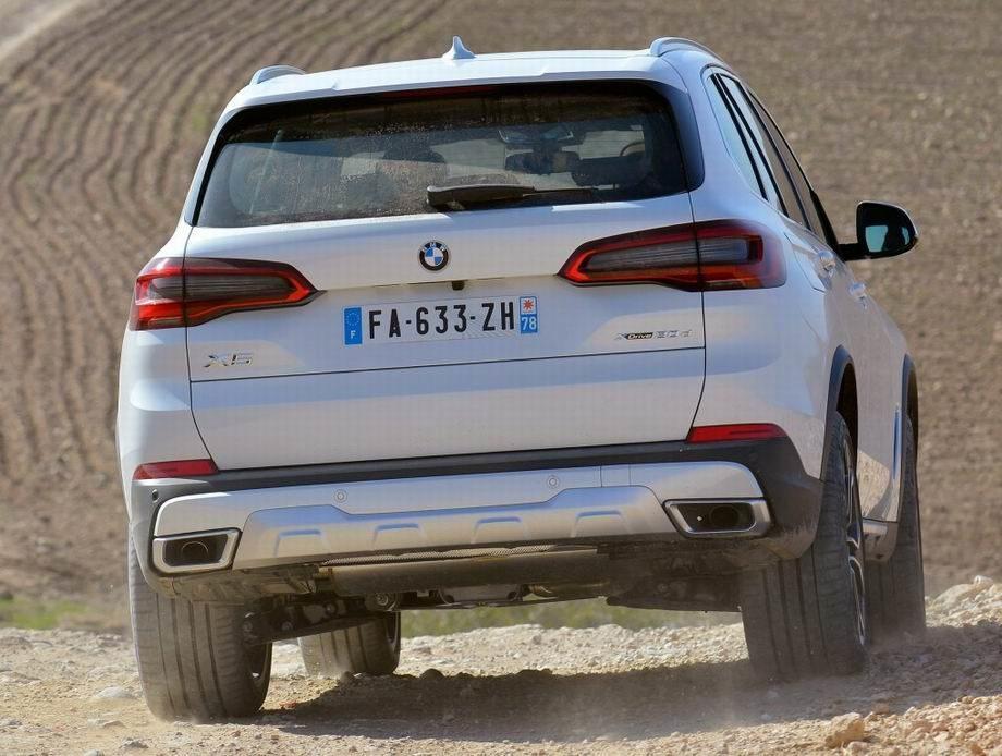 Новый BMW X5 2021