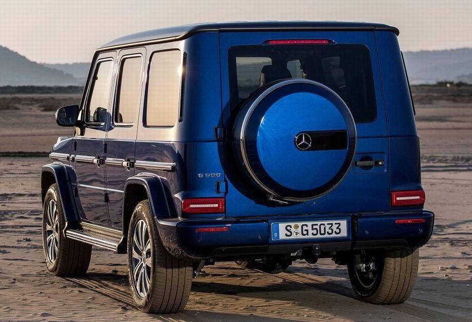 Mercedes-Benz G-Class W464