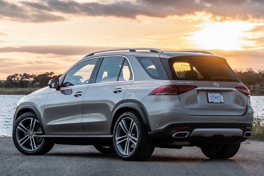 Mercedes GLE 2020 года