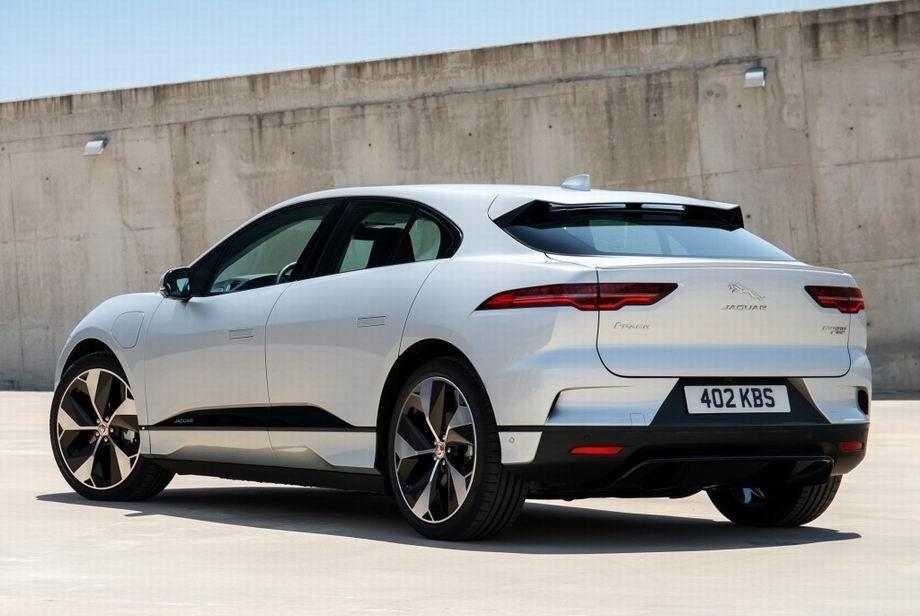 Jaguar I-Pace 2019 года
