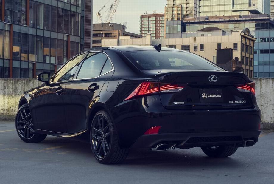 Lexus IS 300 2019 года