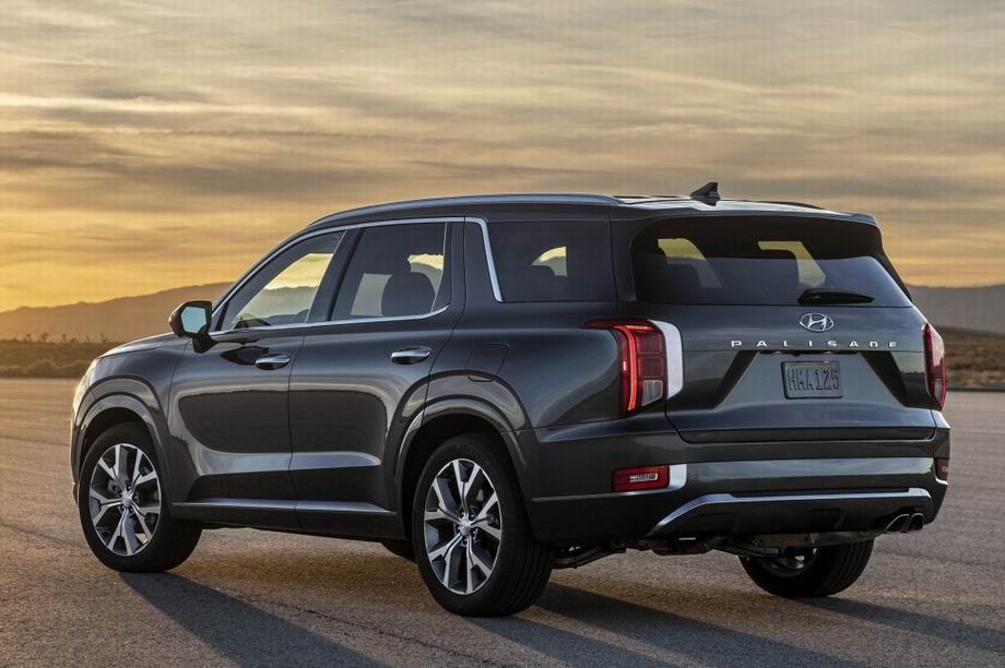 Новый Hyundai Palisade 2021