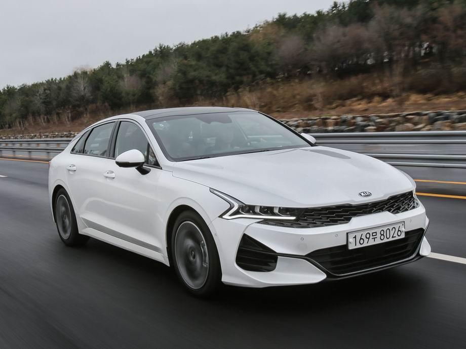 Новая модель Киа К5 2020