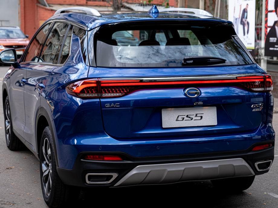 ГАК ГС5 2021 в новом кузове